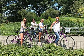 Central Park Private Bicycle Tour